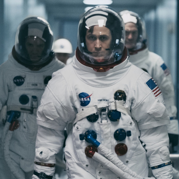 Science on Screen: First Man with former astronaut Jeffrey Hoffman