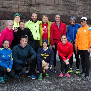 Boston Marathon Days