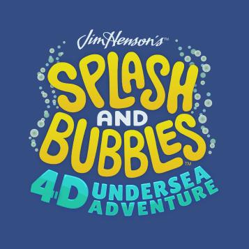 Splash and Bubbles: 4-D Undersea Adventure